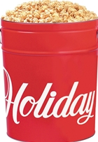 *6 1/2 Gallon Holiday Wishes Can