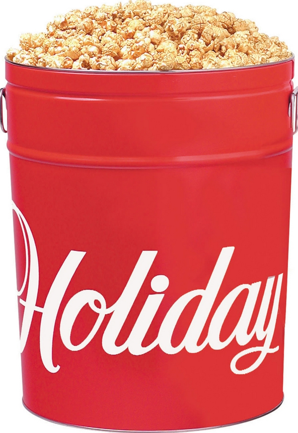 *3 1/4 Gallon Holiday Wishes
